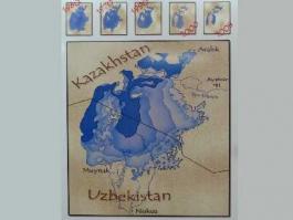 Karakalpakstan, mer d'Aral