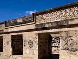 Centre, Mitla (Etat d'Oaxaca)