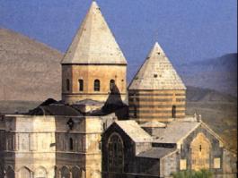 Ouest, Saint Thaddée (monastère)