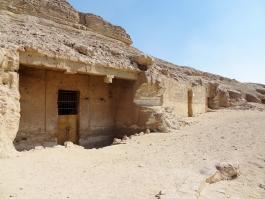 Moyenne Egypte, Beni Hassan