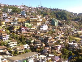 7 Sisters, Nagaland, Kohima