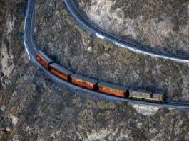 Nariz del Diablo (train des Andes)