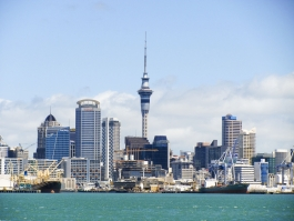 Ile Nord, Auckland