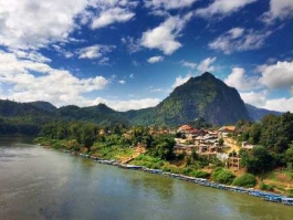 Nord, Nong Khiaw (Muang Ngoi)