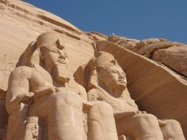 Nubie, Abu Simbel
