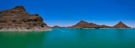 Nubie, Nasser (lac)