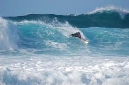 Oahu, 7 miles miracle