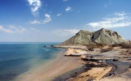 Golfe persique, île d'Ormuz