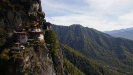 Paro (environs), Taktsang (monastère)