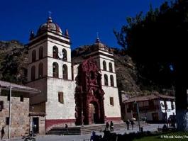 Cordillère, Huancavelica