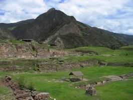 Cordillère, Chavin de Huantar