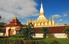 Centre, Vientiane