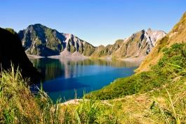 Luzon centre, Pinatubo (volcan)
