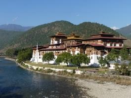 Thimphu (env.), Punakha