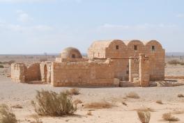 Châteaux du désert, Qasr Amra
