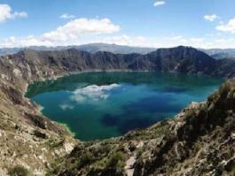 Quilotoa (Lagune)