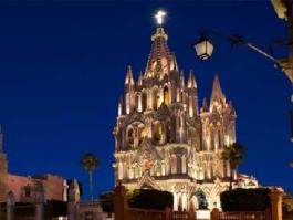 San Miguel de Allende (Etat du Guanajuato)