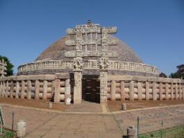 Madhya Pradesh, Sanchi