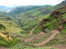 Sani pass (Lesotho)