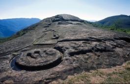 Région Santa Cruz, Samaipata (forteresse inca)