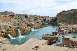 Shushtar (système hydraulique historique)