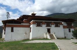 Thimphu (env.), Simthoka (dzong)