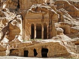 Pétra, Siq El Bared (Little Petra )