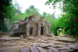 Sud, Vat Phou