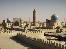 Centre, Bukhara