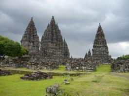 Java, Prambanan (sanctuaires)