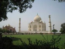 Uttar Pradesh, Taj Mahal