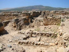 Tel Hazor (parc national)