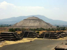 Centre, Teotihuacan
