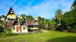Sumatra, Samosir (île)