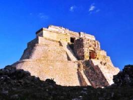 Uxmal (Etat du Yucatan)