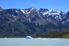 Patagonie, Viedma (lac)
