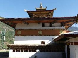 Chime Lakhang (monastère)