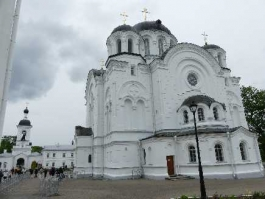 Polotsk, Sainte Euphrosyne (monastère)