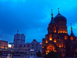 Chine du Nord, Harbin