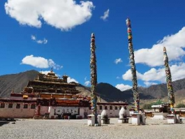 Tibet, Samyé (monastère)