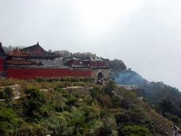 Chine du Nord, Taishan (mont)