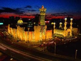 Chine de l'Ouest, Urumqi