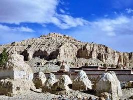 Tibet, Tholing (monastère)