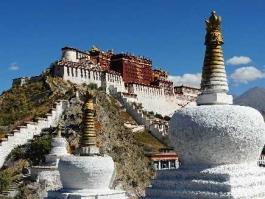 Tibet, Lhassa