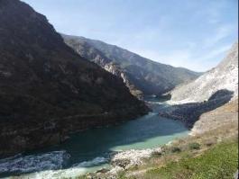 Yunnan, Gorges du Saut du Tigre