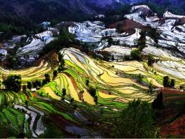 Yunnan, Yuanyang