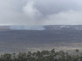 Big Island - Parc National des volcans