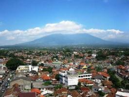 Ile de Java, Bogor