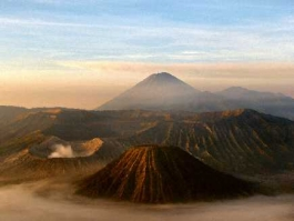 Ile de Java, Bromo (mont)