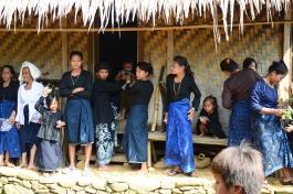 Java, Badui (village)